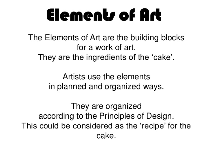 Elements And Principles Of Visual Arts : Elements of art and principles design avon lake